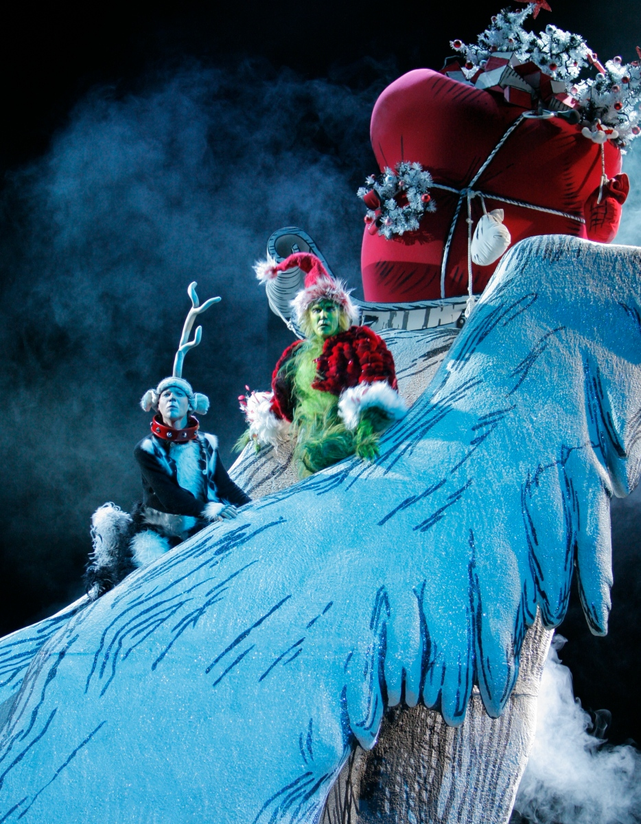 dr  seuss u2019 how the grinch stole christmas  u2013 the musical